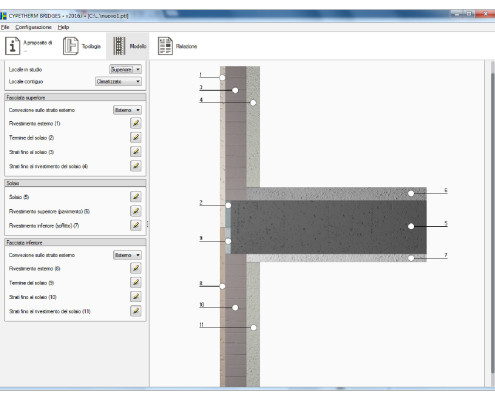 Certificazione energetica e impianti bim ifc software for Certificazione impianti