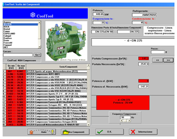 software frigoriferi industriali