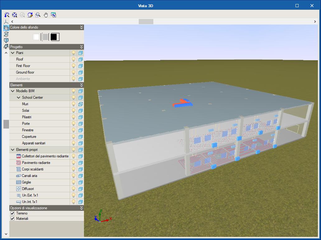 Schemi Elettrici Free Software : Impianti frigoriferi software progettazione termotecnica
