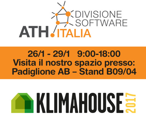 ath software a klimahouse 2017