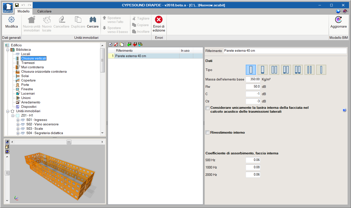 athsoftware-suite-bim-cypesound-DRAPDE screenshot1