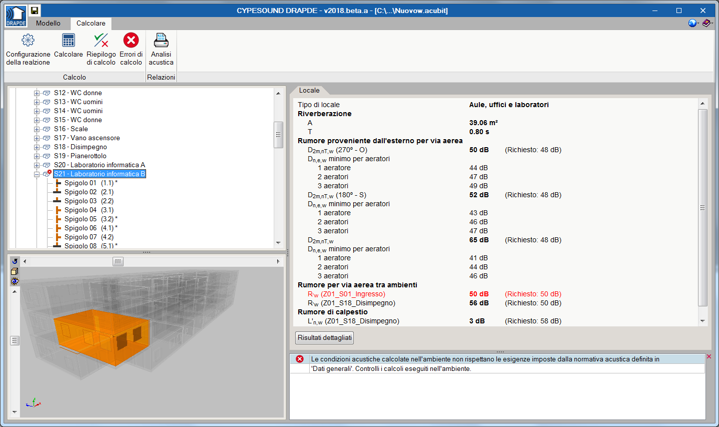 athsoftware-suite-bim-cypesound-DRAPDE screenshot2