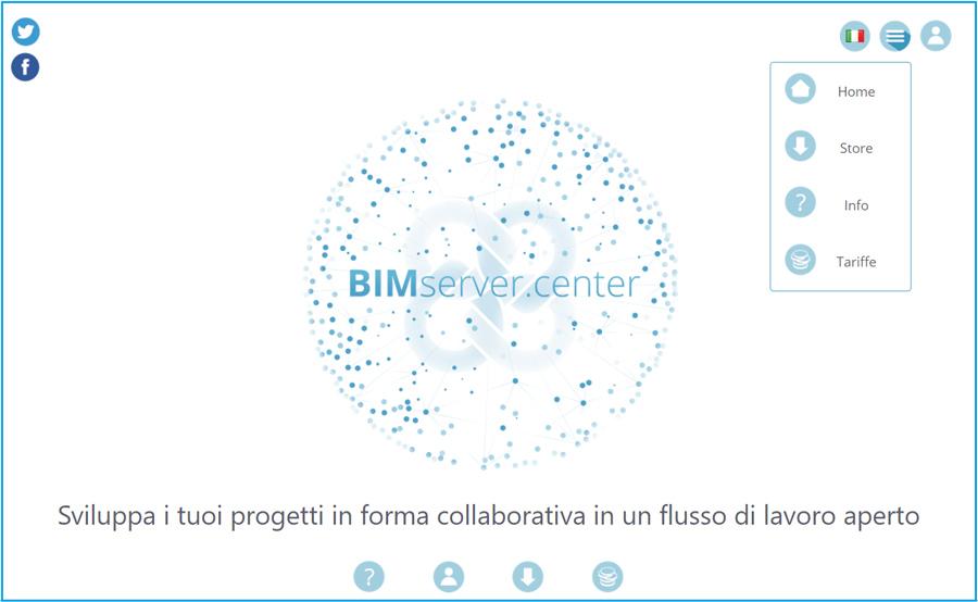bim server center