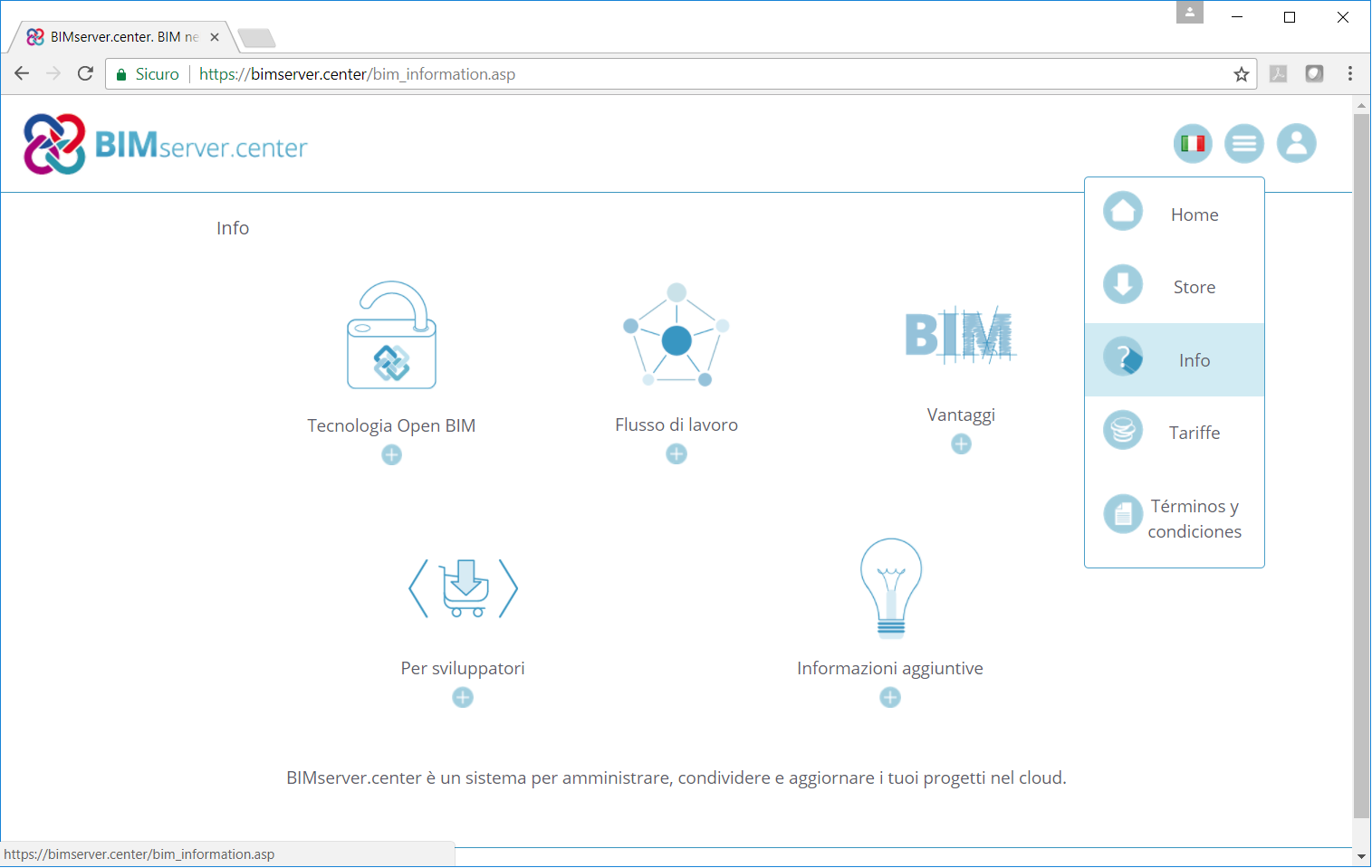 bim server center athsoftware 10