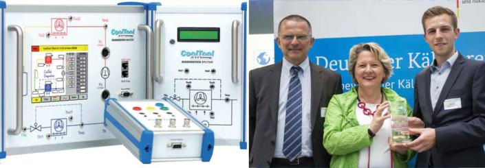 cool tool diagnostics premiato attrezzatura per frigoristi
