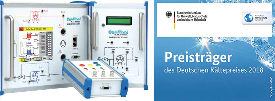 Diagnostic-Equipment premiato governo tedesco efficienza